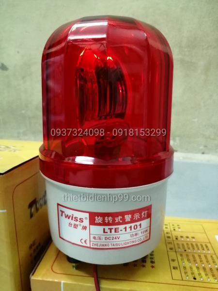 Bảng giá Đèn quay cảnh báo không còi 220vol -LTE1101-220V