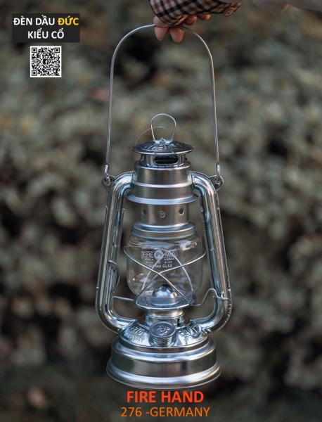 Bảng giá Đèn bão dầu Đức cổ điển Fire Hand - Baby Special 276 w Germany du lịch dã ngoại cắm trại
