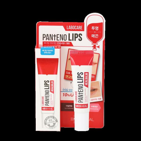 Son dưỡng trị Thâm Môi dùng ban đêm Mediheal Labocare Pantenolips Healbalm 10ml
