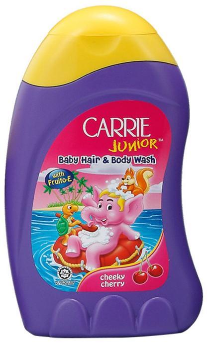 Sữa tắm gội toàn thân trẻ em Carri Junior