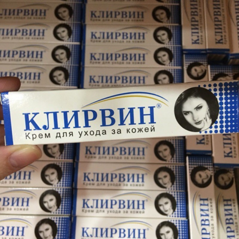 Kem Trị Sẹo Nga Klivrin giá rẻ