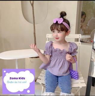 Mua 1 được 2 Set Quần áo trẻ em, bộ đồ bé gái, set đồ tiểu thư cho bé gái, Bé mặc lên rất phong cách. chất quá đẹp hàng bán shop điệu đà cho bé  size từ 8kg đến 22kg - Zoma Kids