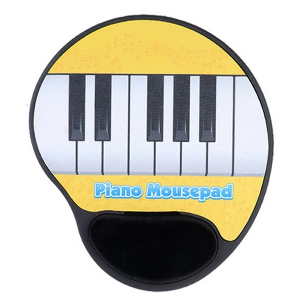 Music Piano Keyboard Mouse Pad Mat Anti-Slip Rubber EVA Mat for Laptop Computer Tablet Malaysia