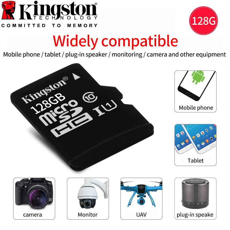 Thẻ Nhớ MicroSD Kingston SDHC Class10 128GB