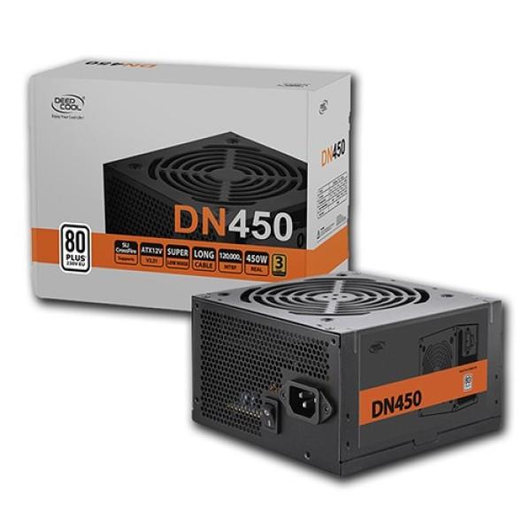 Bảng giá Nguồn Deepcool Dn450 450W 80 Plus White Phong Vũ