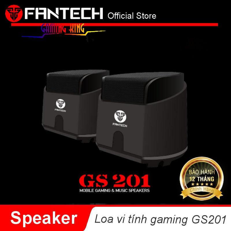 Giá Loa vi tính gaming siêu gọn nhẹ Fantech GS201 - Hãng Phân Phối Chính Thức