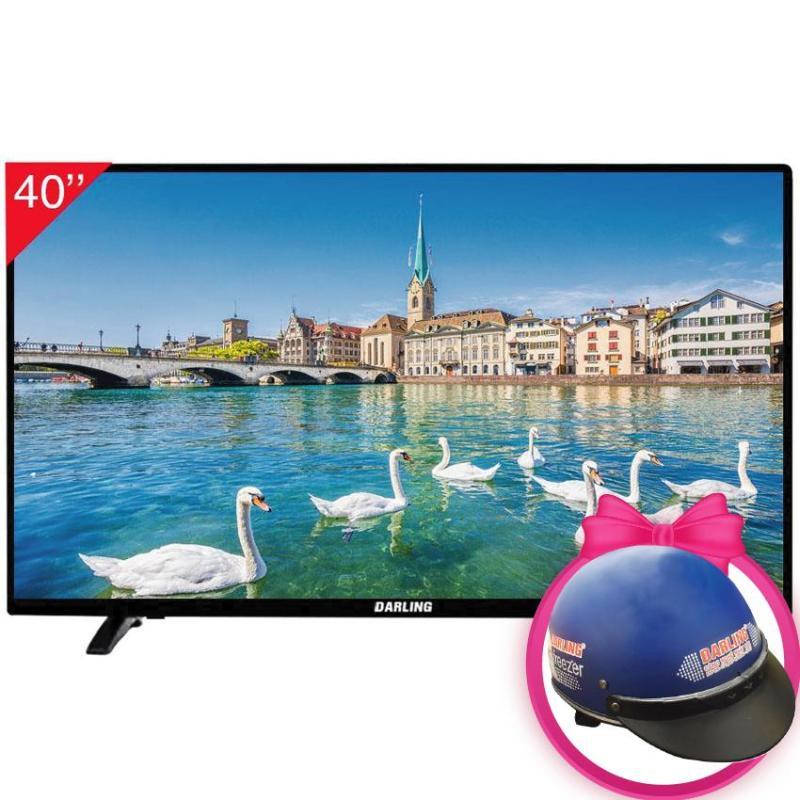 Bảng giá TIVI LED FULL HD DARLING 40 INCHES 40HD957T2