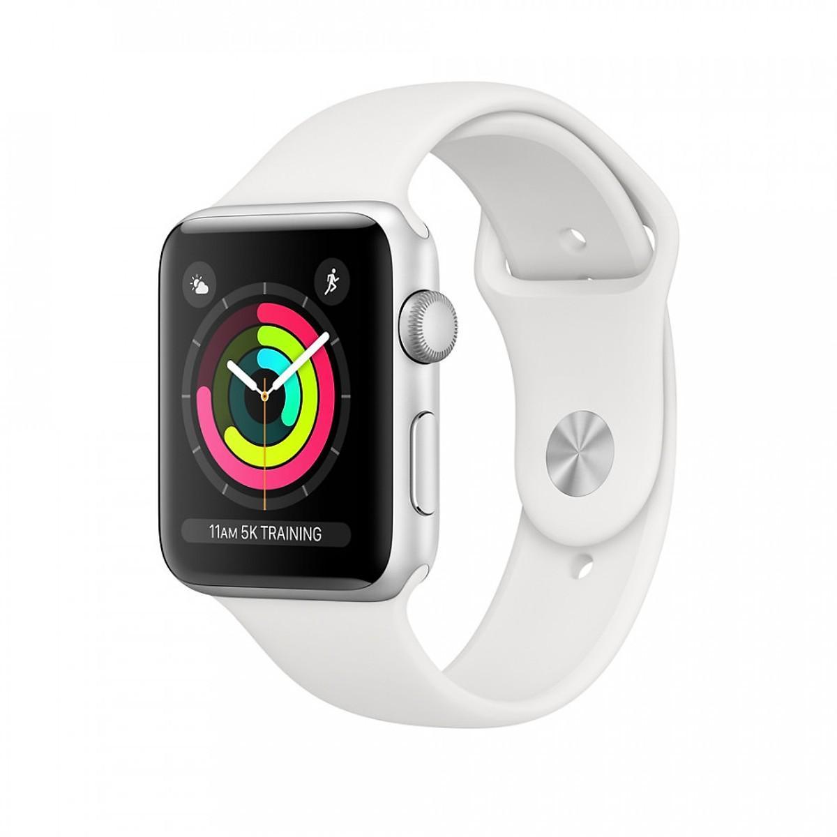 Đồng Hồ Thông Minh Apple Watch Series 3 GPS Aluminium Case With Sport Band