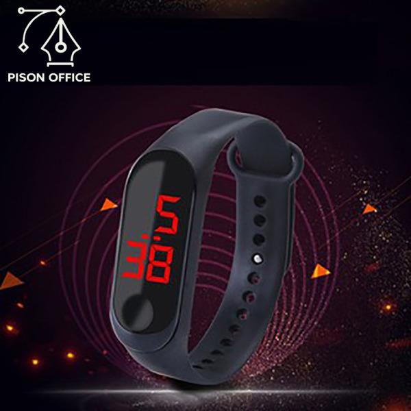 Đồng hồ Led Nam Nữ Pison Thời Trang DHL007 bán chạy