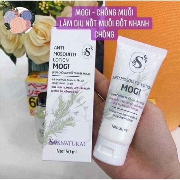 Kem Chống Muỗi Cho Bé Mogi- Sam Natural giá rẻ