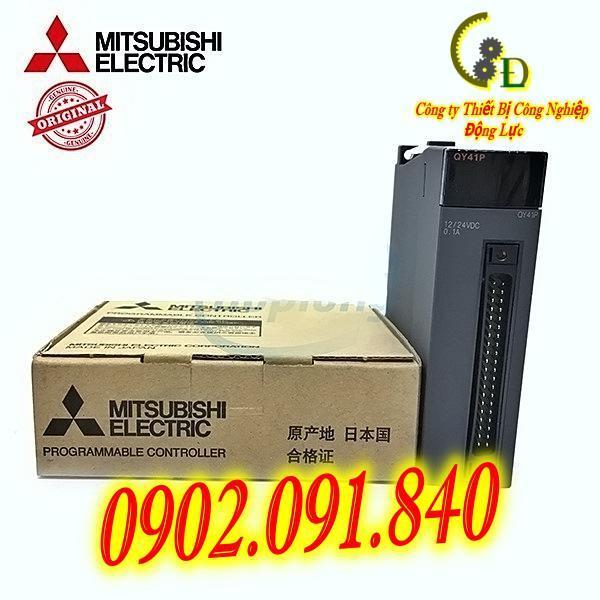 Bảng giá Module (mô đun) đầu ra QY41P CHÍNH HÃNG Mitsubishi. Module output Mitsubishi. Cam kết bảo hành , HOÀN TIỀN đổi trả miễn phí nếu có bất cứ sai sót gì từ sản phẩm Phong Vũ