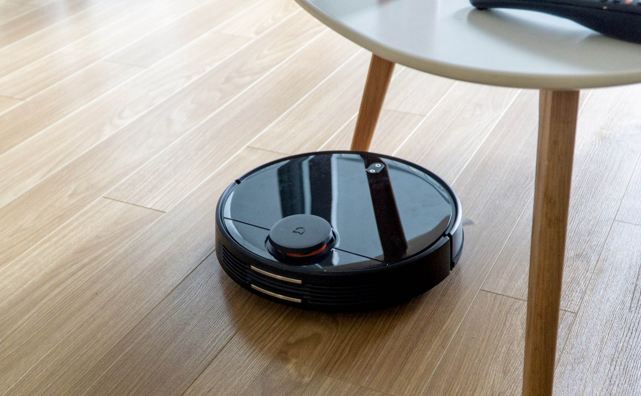 Robot hút bụi lau sàn Xiaomi Mijia Gen 2 - 2019 màu đen - STYTJ02YM
