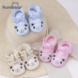 Baby Giày Dễ Thương Phim Hoạt Hình Bông Mềm Sơ Sinh Bé Cậu Bé Cô Gái Thở Giày 0-3 Năm