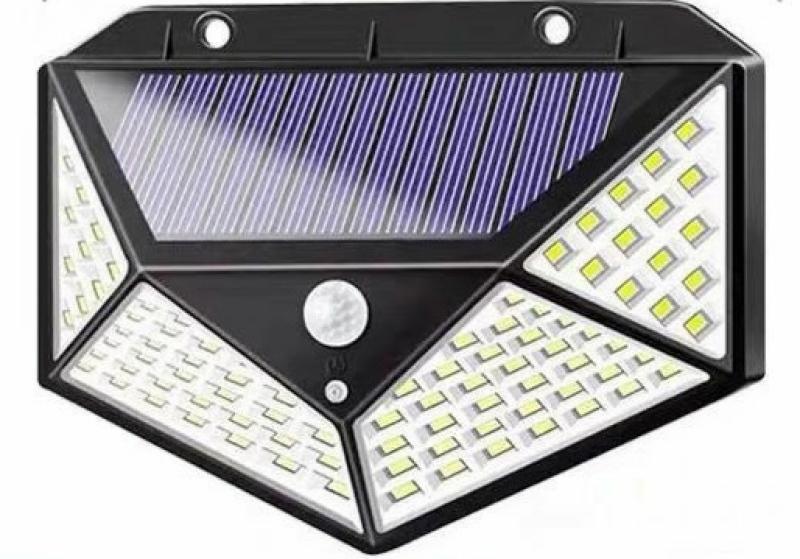 Đèn led năng lượng mặt trời có cảm ứng chuyển động