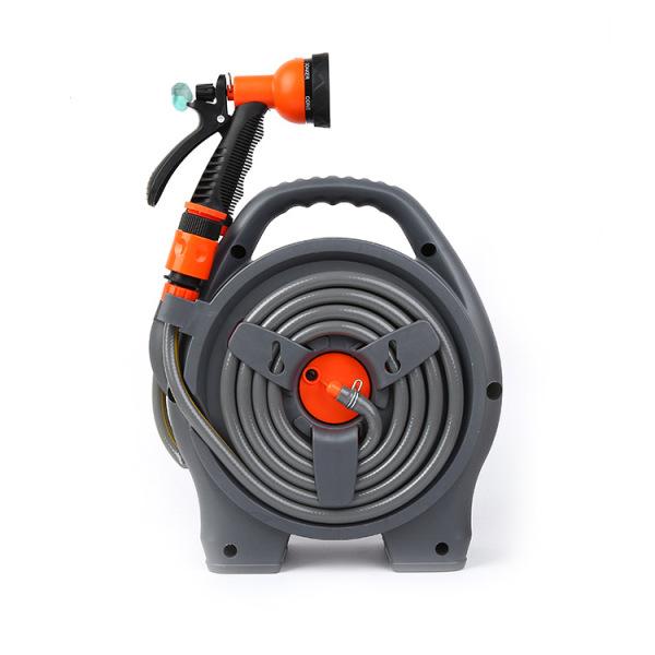 Bộ vòi rửa xe, tưới nước cây đa năng 12m kèm đầu phun 6 trong 1 có chức năng điều chỉnh tia nước tiện lợi - Bộ Vòi Rửa Xe kiên cố, gọn nhẹ Ống nước siêu bền, không gập, không xoắn, chịu áp lực cao,thu cuộn ống dễ dàng