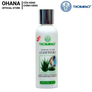 Sữa Rửa Mặt Tẩy Trang Aloevera Thorakao 140g thumbnail