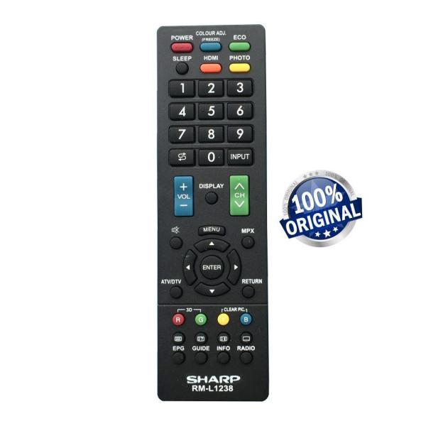Bảng giá Điều khiển TV SHARP  LCD, LED, Smart