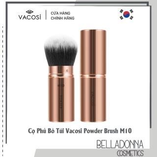 Cọ phủ dạng vặn có nắp Vacosi collection Pro-makeup M-10 thumbnail