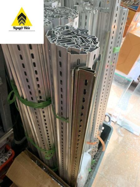 Bảng giá Thanh ray nhôm cài thiết bị điện dài 1m