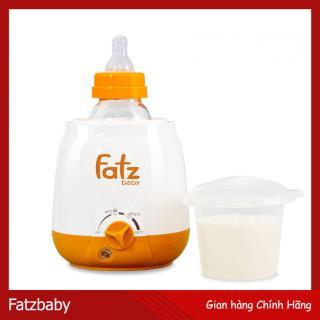 Máy Hâm, Tiệt Trùng, Giữ Nóng Bình Sữa Và Thức Ăn Fatz (Phân Phối Chính Hãng) thumbnail