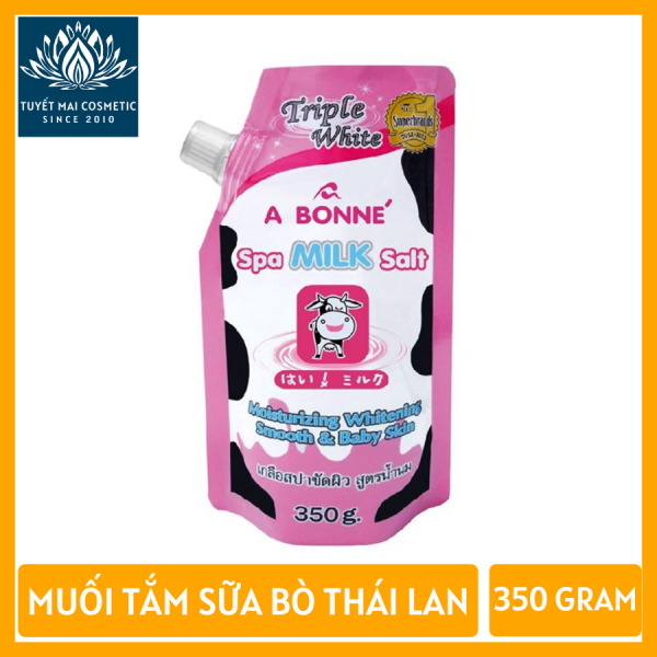 Muối tắm sữa bò tẩy tế bào chết A Bonne Spa Thái Lan
