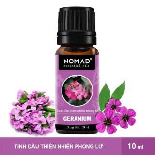 Tinh Dầu Thiên Nhiên Phong Lữ Nomad Essential Oils Geranium thumbnail