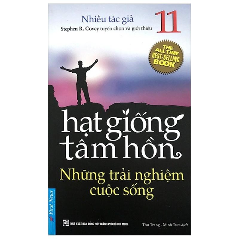 Fahasa - Hạt Giống Tâm Hồn - Tập 11 - Những Trải Nghiệm Cuộc Sống (Tái Bản 2020)