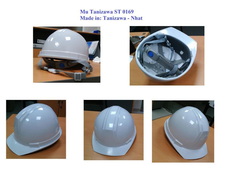 Mũ bảo hộ lao động Tanizawa ST#0169 - Nhật Bản