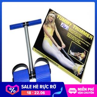 Dây tập bụng Tummy - dụng cụ tập thể dục - làm đẹp - máy tập thể dục thumbnail