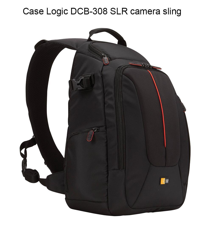 Giá Balo máy ảnh 1 quai Case Logic DCB-308 SLR Camera Sling