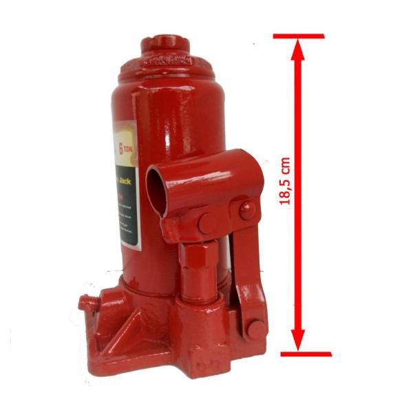 Con đội thủy lực 6 tấn (đỏ)