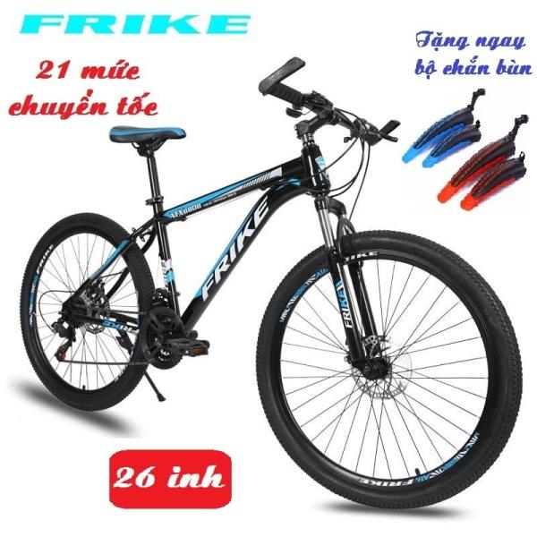 Phân phối [giá sỉ] Xe Đạp Địa Hình, Xe Đua, Xe đạp Thể Thao - Xe Đạp FRIKE - Xe đạp người lớn