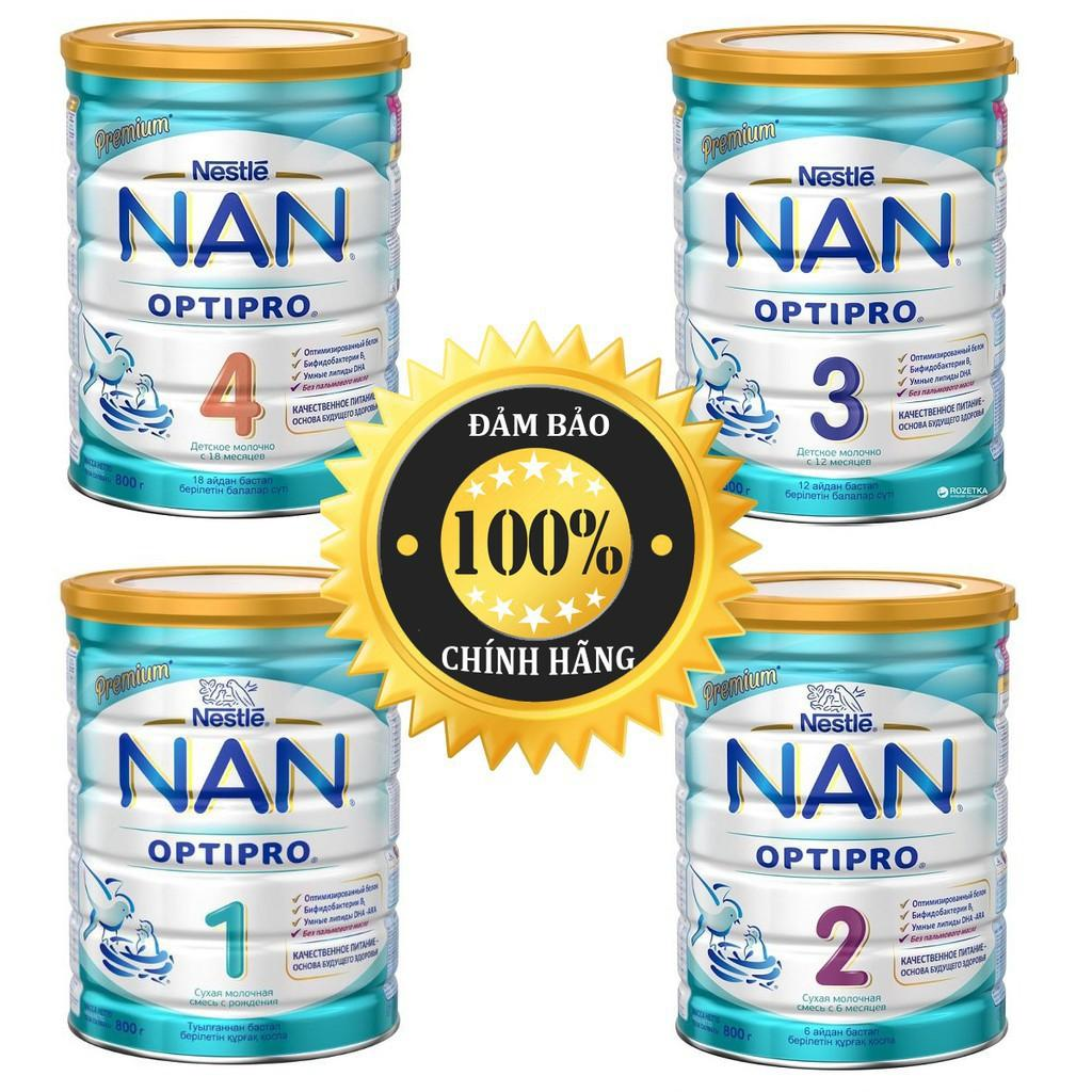 Sữa Nan Nga Số 3 ( 800G )