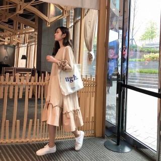 [MẪU MỚI ] Túi tote mới vải canvas phong cách unisex họa tiết chữ có khóa kéo tiện lợi-HAZIN Thời Trang Unisex thumbnail