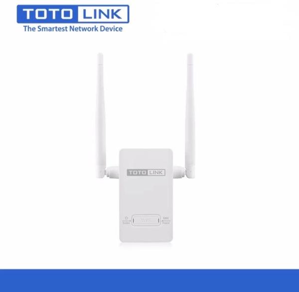 Bảng giá Mở rộng sóng Wi-Fi chuẩn N 300Mbps - EX201 - TOTOLINK - Hàng chính hãng nguyên seal Phong Vũ