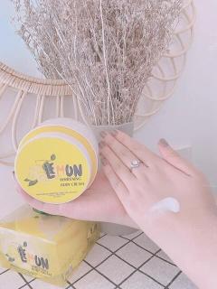 Kem Body Trắng Da Lemon Kem Body Chanh Lemon Kích Trắng Da Cao CấpHiệu Quả thumbnail