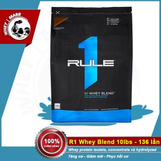 Sữa Tăng Cơ Cho Người Tập Gym Rule 1 Blend 10lbs (4.5 kg) thumbnail