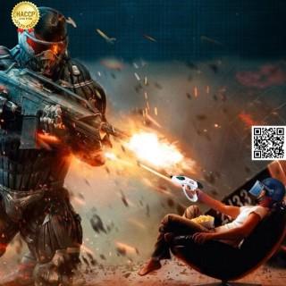 Súng chơi game cho điện thoại di động máy tính bản Iphone thực tế ảo AR cho điện thoại android và ios 1668 thumbnail