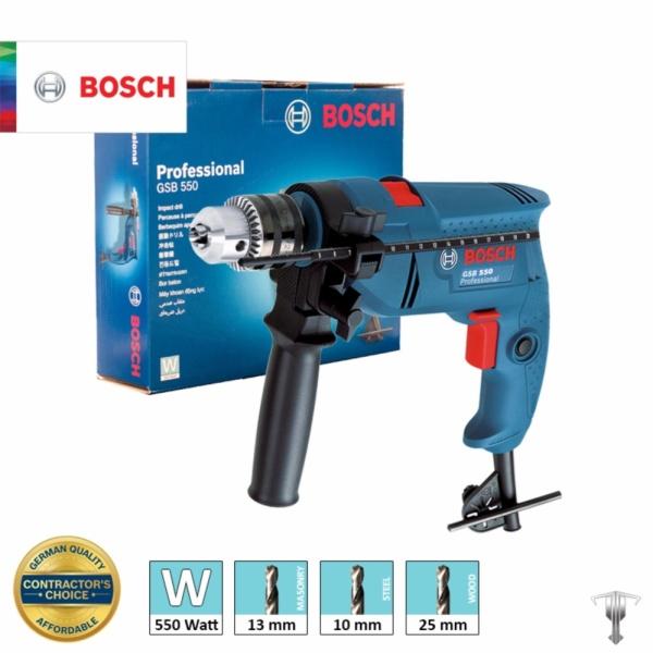 Máy khoan động lực Bosch GSB 550