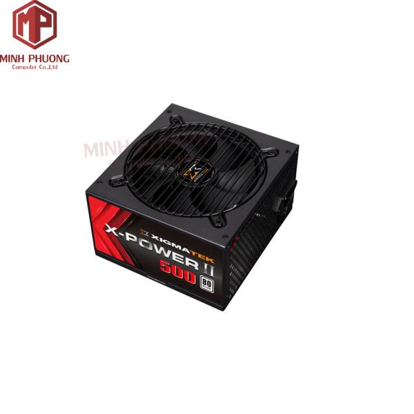 Bảng giá Nguồn máy tính XIGMATEK X-POWER II 500 Phong Vũ