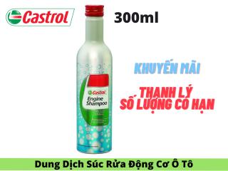 Dung Dịch Súc Rửa Động Cơ Ô Tô Castrol Engine Shampoo 300ml thumbnail