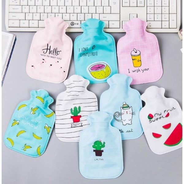 Mini So Cute Túi Giữ Nhiệt Chườm Nóng Lạnh-Túi chườm nóng lạnh size nhỏ tiện dụng có hình dễ thương