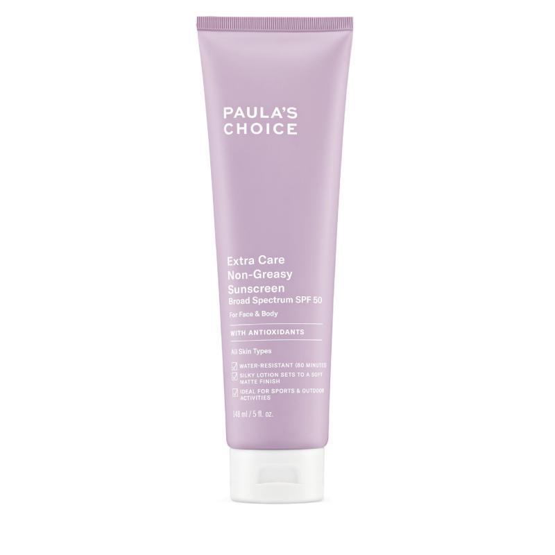Kem chống nắng siêu chịu nước Paula's Choice Extra Care Non Greasy Sunscreen SPF 50 148ml 2320 giá rẻ