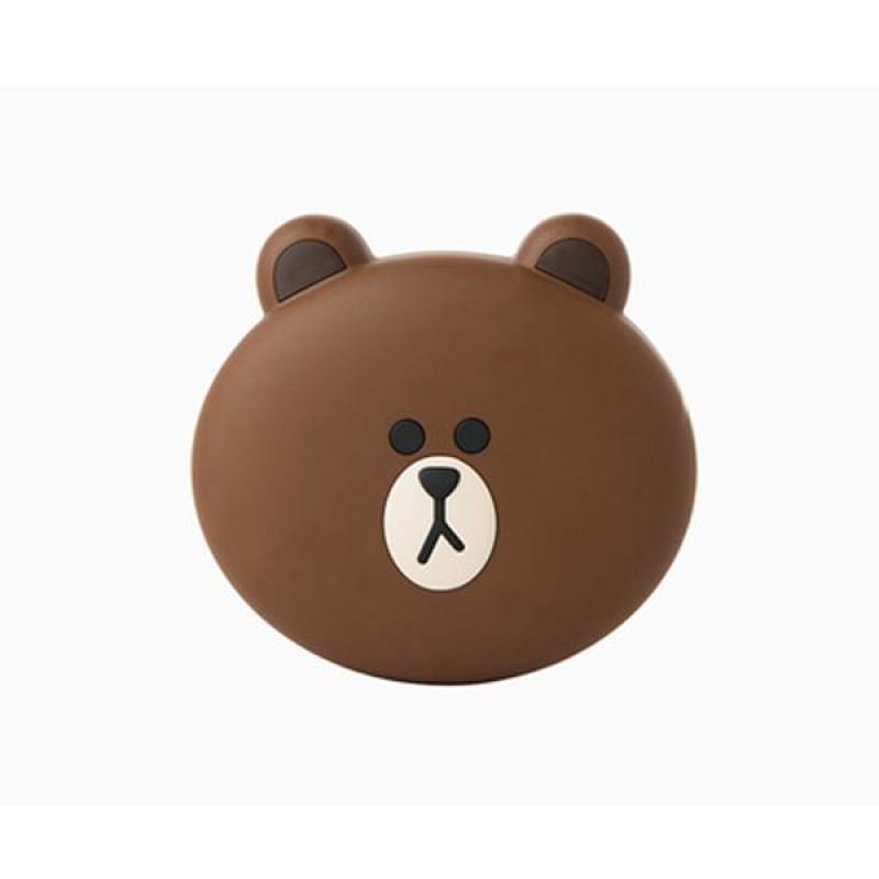 Giá Pin Sạc dự phòng Gấu Nâu Hoạt Hình Dễ Thương 10000MAH Đại Cát, Thiết kế nhỏ gọn,dễ dàng xách tay