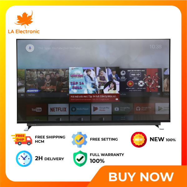 Bảng giá Installment 0% - Android TV Toshiba 4K 49 inch 49U7750