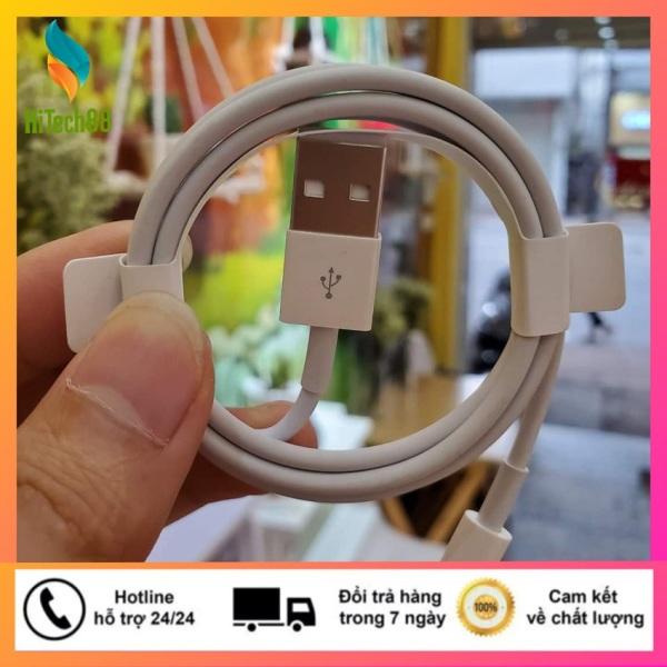 [GIẢM GIÁ] Dây sạc iPhone, Cáp sạc iPhone loại 1 giúp sạc nhanh và ổn định dòng điện