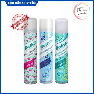 [Chính hãng]Dầu Gội Khô Thảo Mộc Batiste Dry Shampoo 200ml thumbnail