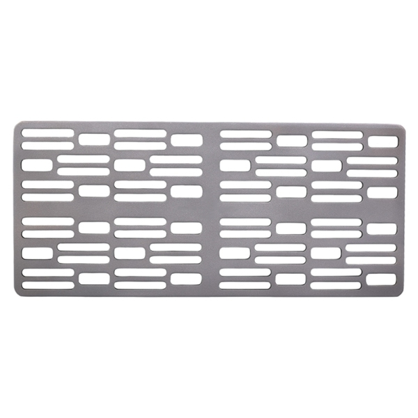 Titanium Charcoal Bbq Grill Barbecue Net Camping Outdoor Grill Net