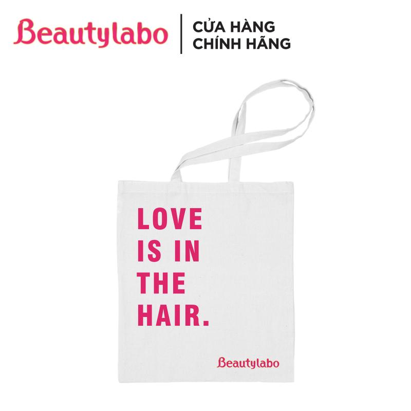 [HB Gift - Quà Tặng Không Bán] Túi Tote Xách Tay Beautylabo - Love is in The Hair