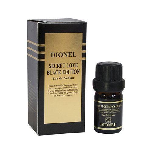 Nước hoa vùng kín Dionel Secret 5ml giúp làm sạch và lưu hương thơm mát nhập khẩu